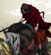 Hou Ken's War Horse anime portrait