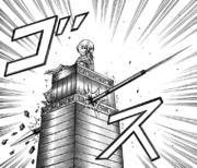Shin misses Gen Bou spear