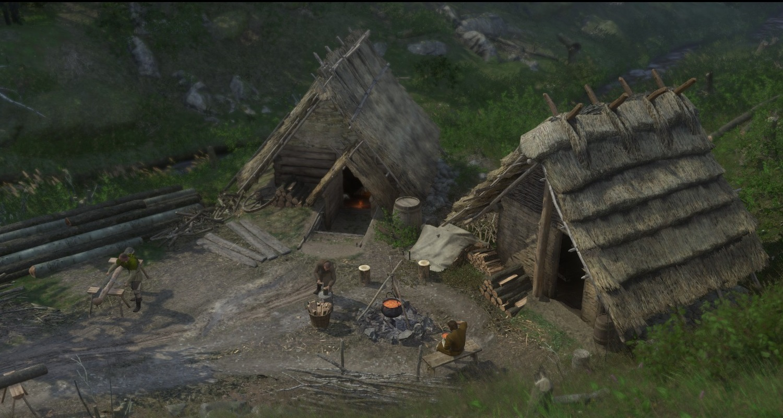 Woodcutters Camp Of Pribyslavitz Kingdom Come