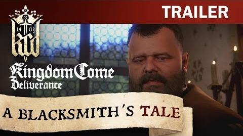 Kingdom Come Deliverance - A Blacksmith's Tale DE