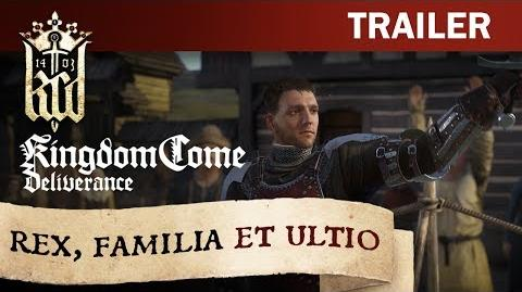 Kingdom Come Deliverance – Rex, Familia et Ultio (EU)