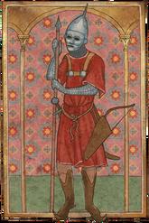 Cumans portrait