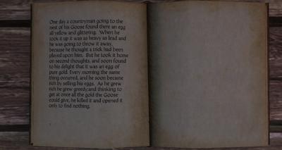 The Golden Egg - level 20