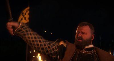 Hanush attacks Vranik