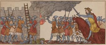 The Sacking of Skalitz codex image