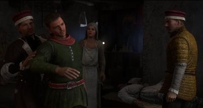 Custodian arrests Henry