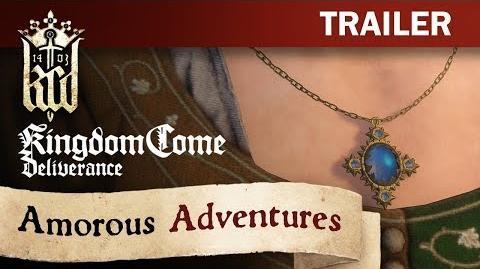 Kingdom Come Deliverance - Amorous Adventures
