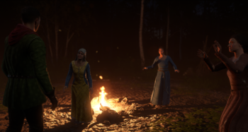 Playing with the Devil, Kingdom Come: Deliverance Quest