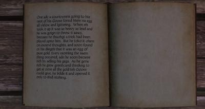 The Golden Egg - Illiterate