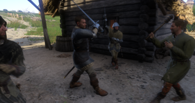 Morcock kills Timmy