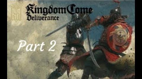 Kingdom Come Deliverance Walkthrough Part 2 RUN!