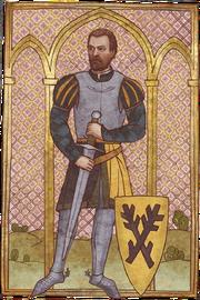 Hanush portrait