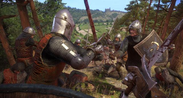 Datei:Kingdom Come Deliverance Fight 02.jpg