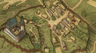 Scavenger help map