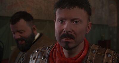 Radzig realizes Henry knows