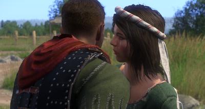 Mirka and Henry