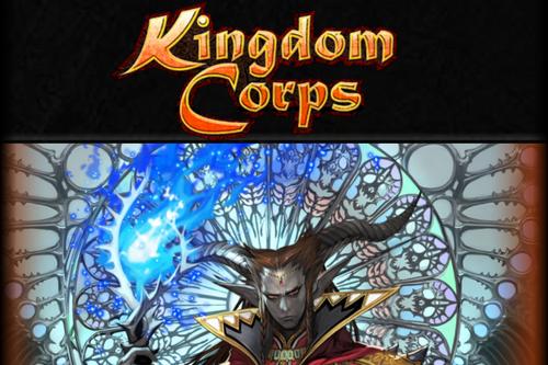 Kingdom Corps Encyclopedia Wiki