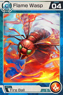 Flame Wasp C04