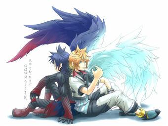 kingdom hearts yaoi