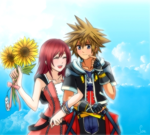 Kingdom Hearts Couples Wiki