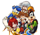 Illustrated Sora & Pals