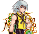Illustrated Riku A