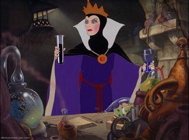 Queen Grimhilde