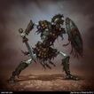 Gladiator skeleton