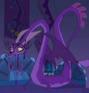 Yzma dragón