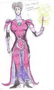 Lady Tremaine (Heartless Armor)