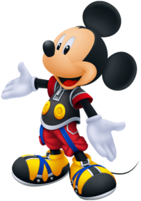 Mickey Mouse (KH)