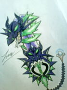 Cruel Essence keyblade