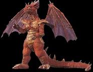Prince Olympius Dragon