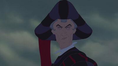 Judge Claude Frollo