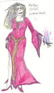 Mother Gothel (Witch-Lich mode)