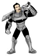 Gaston Armor