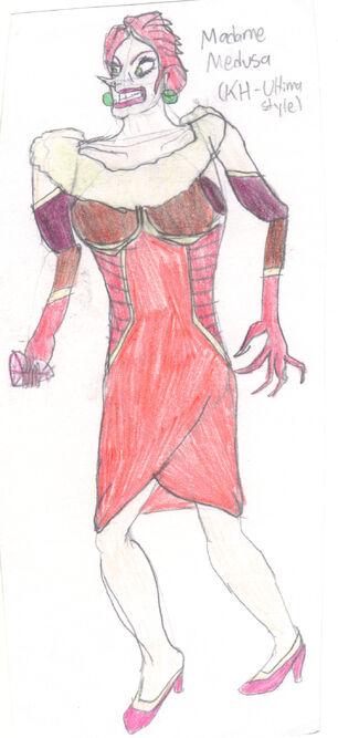 Madame Medusa (KH)