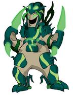 Oogie Boogie (Bug King Armor)