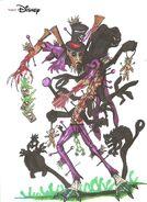 Facilier Cauldron-Born