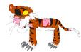 Shere khan caludron born by tigerbreath13-d6kxjew
