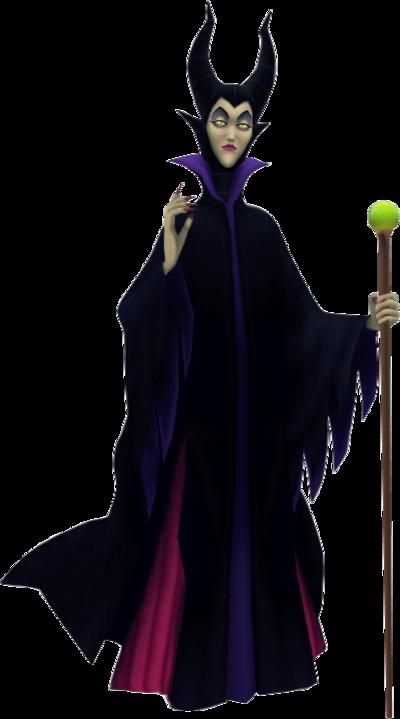 Maleficent KH