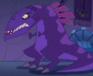 Yzma tyrannosaurus rex