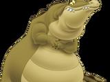 Louis the Alligator