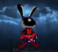 Oswald's role in KH by SilverZeo