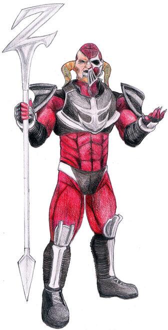 Dal Tribe Prince Kai Thrax