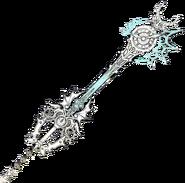 Devil's Time-Warp Keyblade