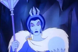 The Evil Snow Queen