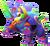 Bohrhorn (Geist) 3D