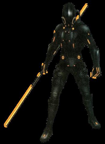 Die Wachen in Kingdom Hearts 3D: Dream Drop Distance