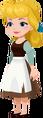 Cinderella (Mädchen) KHUx